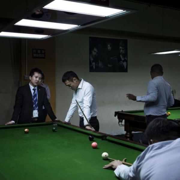 Cuộc sống bên trong thế giới ngầm tại Bắc Kinh - Ảnh 4.