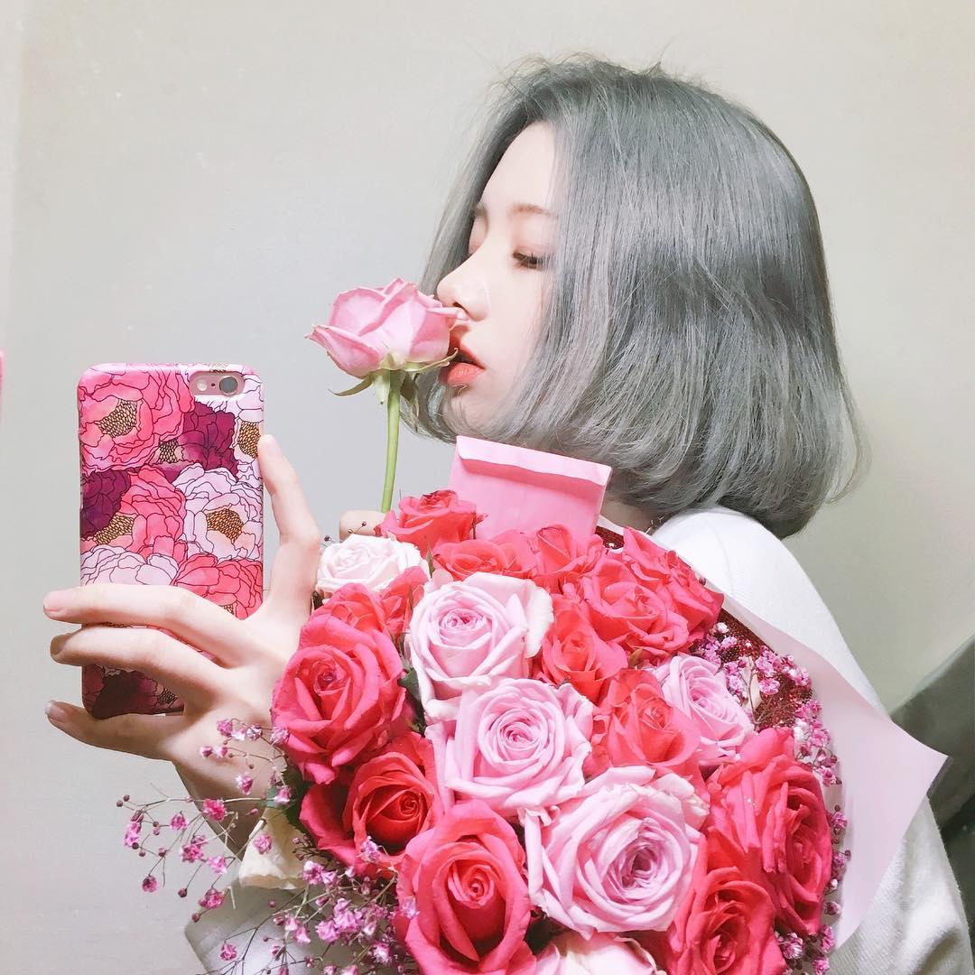 Trang điểm: Các cô nàng sành điệu nhất châu Á đang thi nhau nhuộm 6 màu tóc