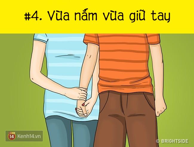 Check nhanh 7 kiểu nắm tay cho biết hai bạn yêu nhau đến mức nào - Ảnh 7.