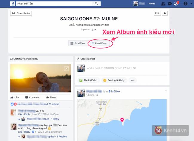 Album trên Facebook đã tiến hoá, cho đăng cả tỉ thứ mà bạn muốn chứ không chỉ hình ảnh nữa - Ảnh 2.