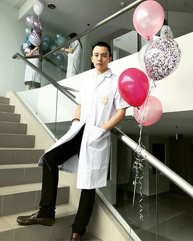 Dàn trai đẹp khiến các thiếu nữ phải xao xuyến trái tim của trường Đại học danh giá nhất Thái Lan - Ảnh 7.