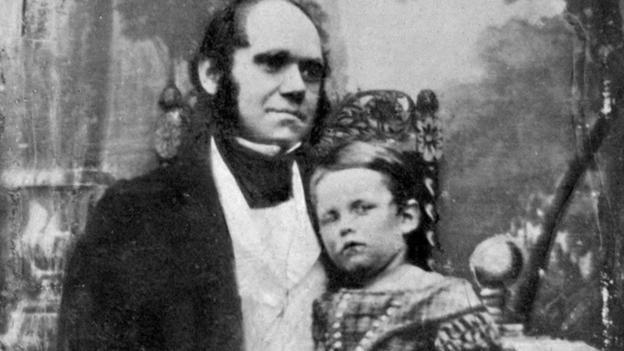 Charles Darwin - một nhà khoa học đại tài, một người cha vĩ đại trong lịch sử nhân loại - Ảnh 4.