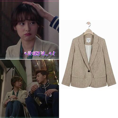 Kim Ji Won trong Đời Tôi Hạng Bét: Nhân viên bách hóa toàn diện đồ bình dân nhưng hứng lên cũng quất luôn bộ đồ 17 triệu đồng - Ảnh 10.