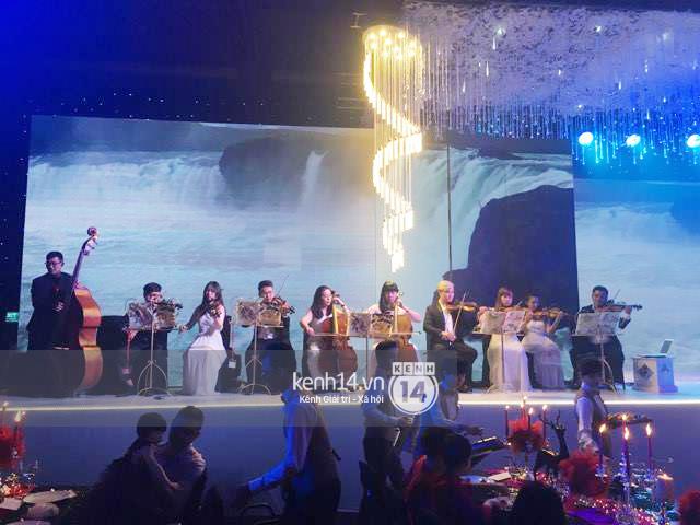 Điểm lại những đám cưới xa hoa, đình đám trong showbiz Việt khiến công chúng suýt xoa - Ảnh 9.