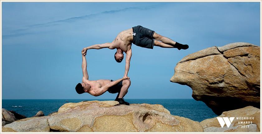 Hai hoàng tử xiếc Quốc Cơ - Quốc Nghiệp: Thương nhau để lớn, nương nhau để diễn và tin nhau để cùng cầm trên tay kỉ lục Guinness - Ảnh 7.