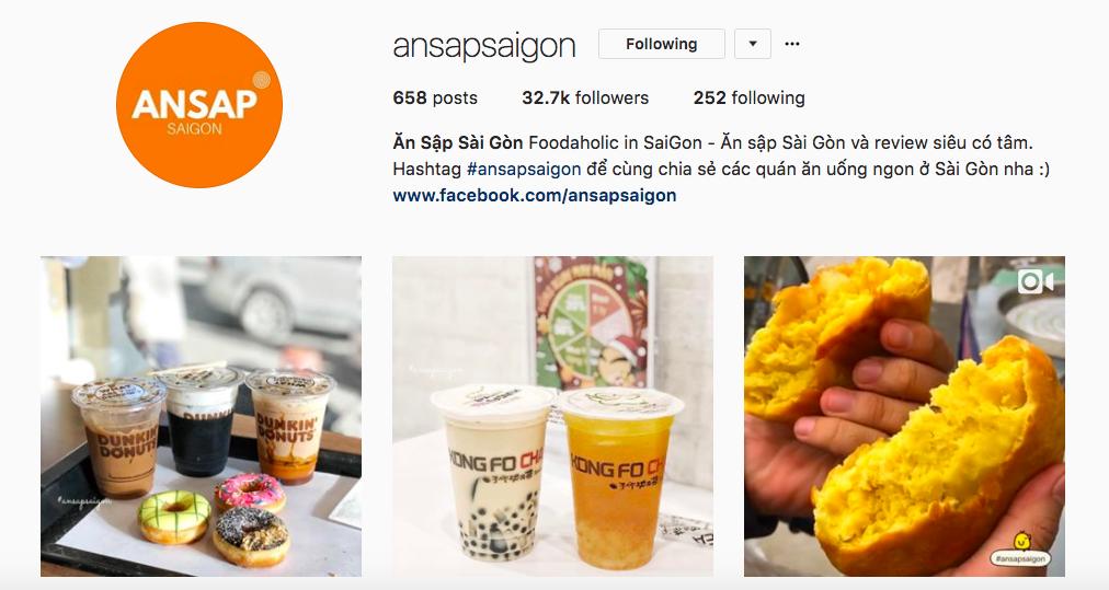 Có một trào lưu gọi là: Ăn ngon, chụp hình đẹp về... viết review trên Instagram! - Ảnh 3.