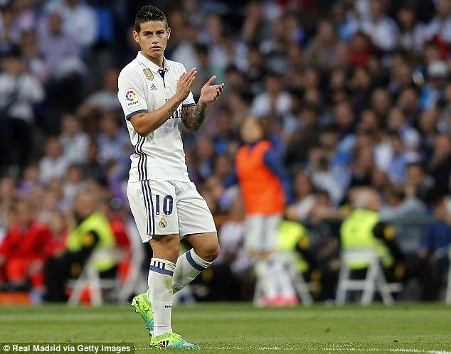 Không còn nghi ngờ gì nữa, James Rodriguez đang trên đường đến Man Utd - Ảnh 1.