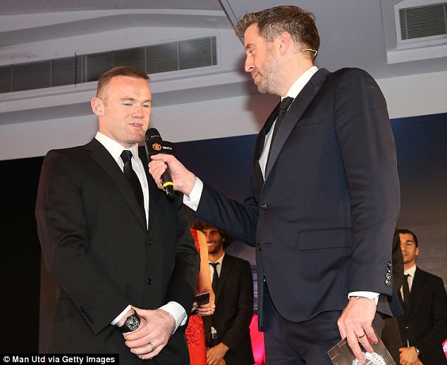 Ngay cả khi thất vọng, Rooney cũng giấu nỗi buồn vào tim - ảnh 3