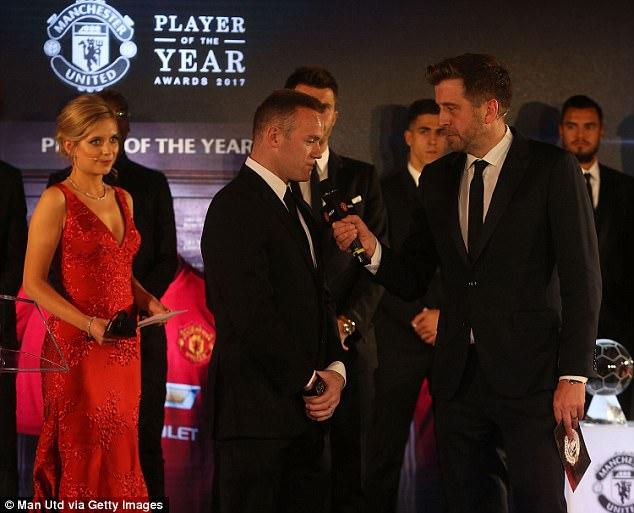 Ngay cả khi thất vọng, Rooney cũng giấu nỗi buồn vào tim - ảnh 1