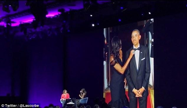 Bà Michelle tiết lộ bí mật của chồng trong suốt 8 năm ông đương nhiệm Tổng thống Mỹ - Ảnh 1.