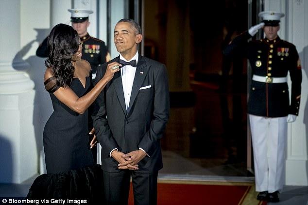 Bà Michelle tiết lộ bí mật của chồng trong suốt 8 năm ông đương nhiệm Tổng thống Mỹ - Ảnh 4.