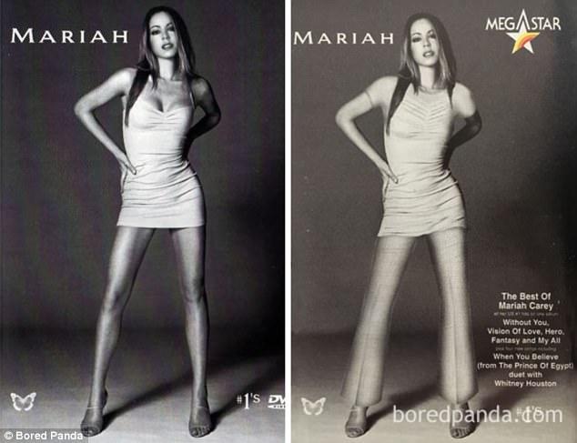 Dở khóc dở cười cảnh bìa CD Âu Mỹ bị mặc thêm quần áo vì quá sexy tại Trung Đông - Ảnh 13.