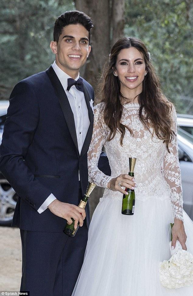 Hè 2017, mùa cưới của các sao bóng đá - ảnh 6