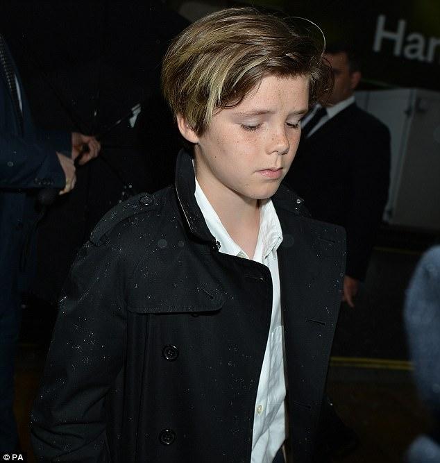 3 quý tử nhà Beckham ngày càng khôn lớn, nhưng ai là người đẹp trai giống bố nhất? - Ảnh 2.