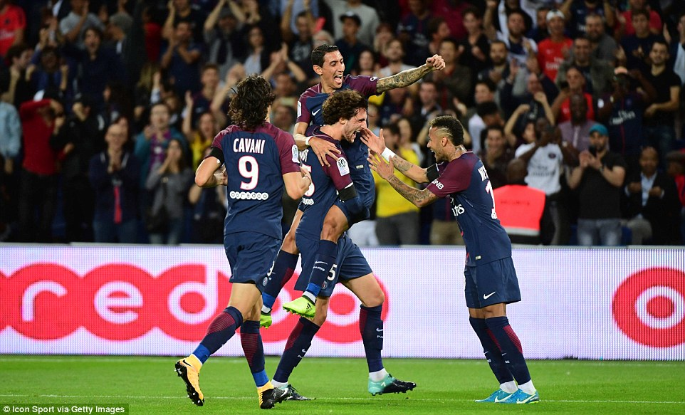 Image result for psg 6-2 toulouse