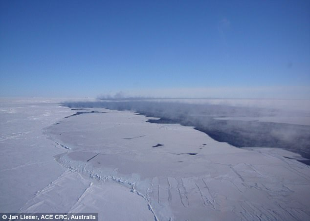 Phát hiện lỗ hổng khổng lồ xuất hiện tại Nam Cực, giới khoa học đang gấp rút tìm kiếm nguyên nhân - ảnh 3
