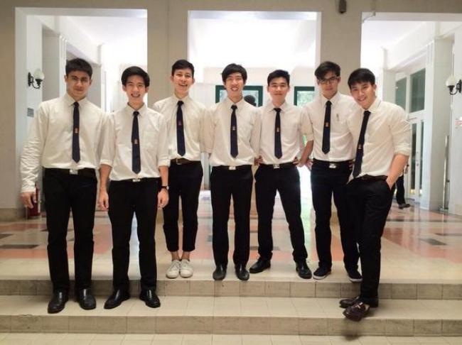 Dàn trai đẹp khiến các thiếu nữ phải xao xuyến trái tim của trường Đại học danh giá nhất Thái Lan - Ảnh 30.