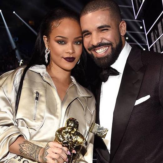 """Để mất Rihanna, Drake giờ hối hận khi nhìn cô hạnh phúc bên """"soái ca"""" giàu có?"""