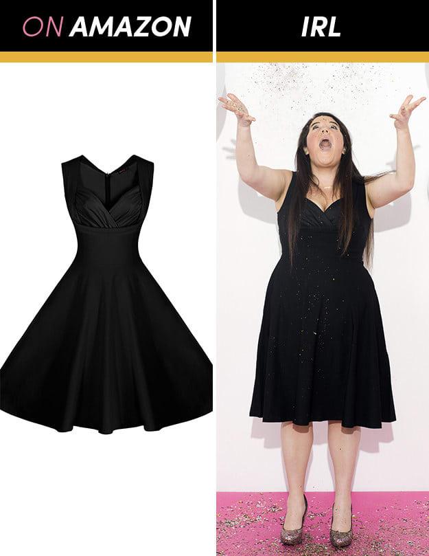 Những cô gái này đặt mua váy dạ hội giá chỉ vài trăm nghìn trên Amazon và kết quả bất ngờ-8
