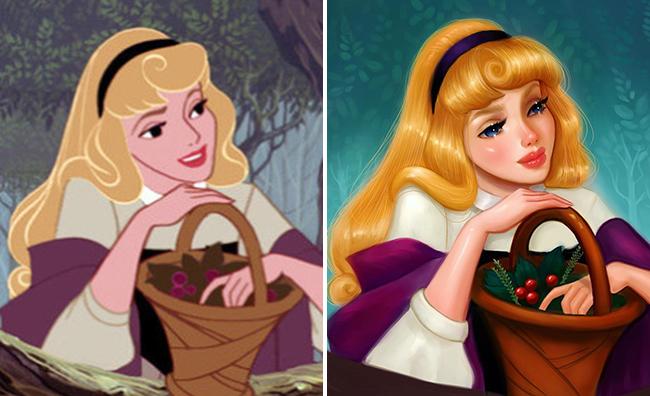 Không thể rời mắt khỏi các cô công chúa Disney sau khi đi phẫu thuật thẩm mỹ - Ảnh 7.