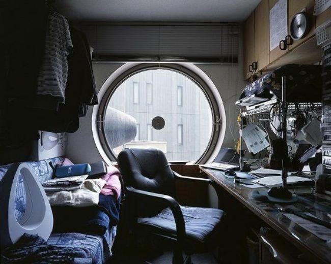 Mục sở thị những căn phòng ốc sên siêu nhỏ - đặc sản của người Nhật - Ảnh 6.