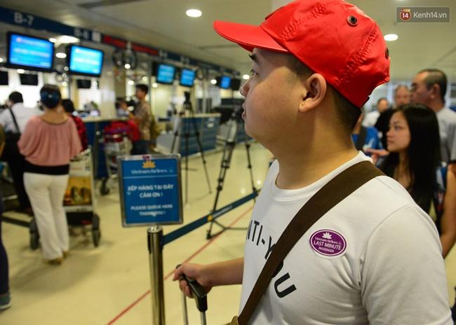 Check in lưu động, phân loại hàng khách làm thủ tục để giảm ùn tắc đường hàng không - ảnh 5