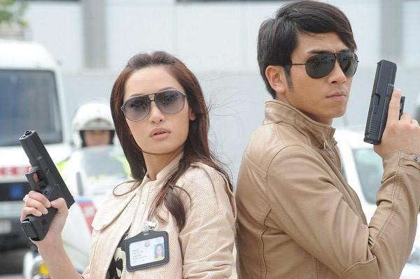 Trương Vệ Kiện và Ngô Trác Hy nối gót làn sóng sao gạo cội trở về TVB - ảnh 5