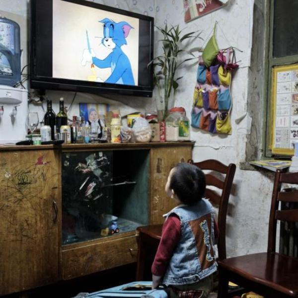 Cuộc sống bên trong thế giới ngầm tại Bắc Kinh - Ảnh 5.