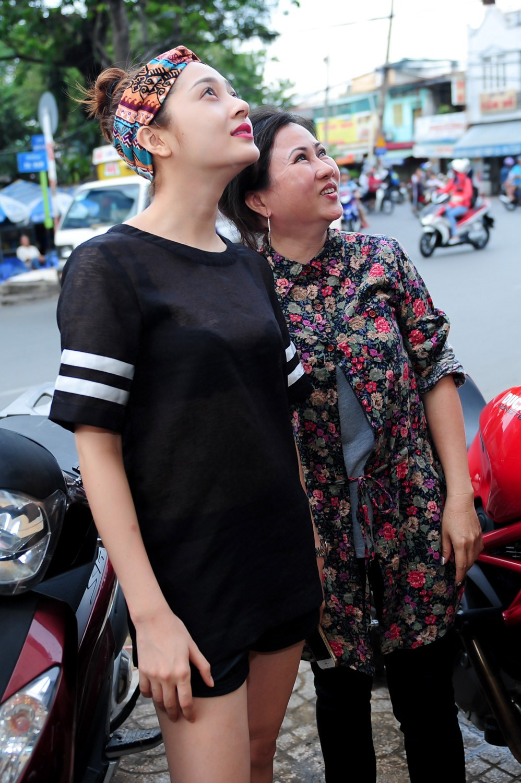 Sao Việt: Xem đoạn tin nhắn này, ai không ao ước có một người mẹ đáng yêu như Bảo Anh