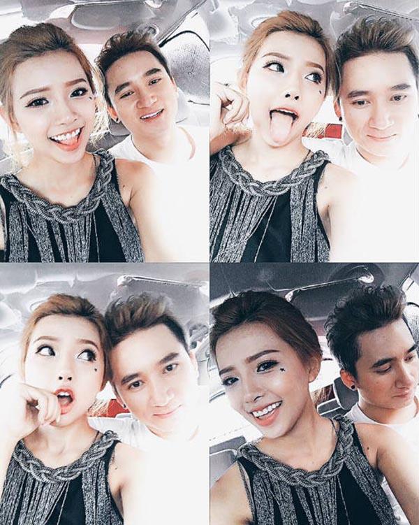 3 cô bạn gái xinh như hot girl của nam ca sĩ Việt - Ảnh 1.
