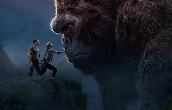 Vua Kong của đảo Đầu Lâu, sao cứ ôm hoài một mối tình si với mỹ nhân loài người? - Ảnh 3.