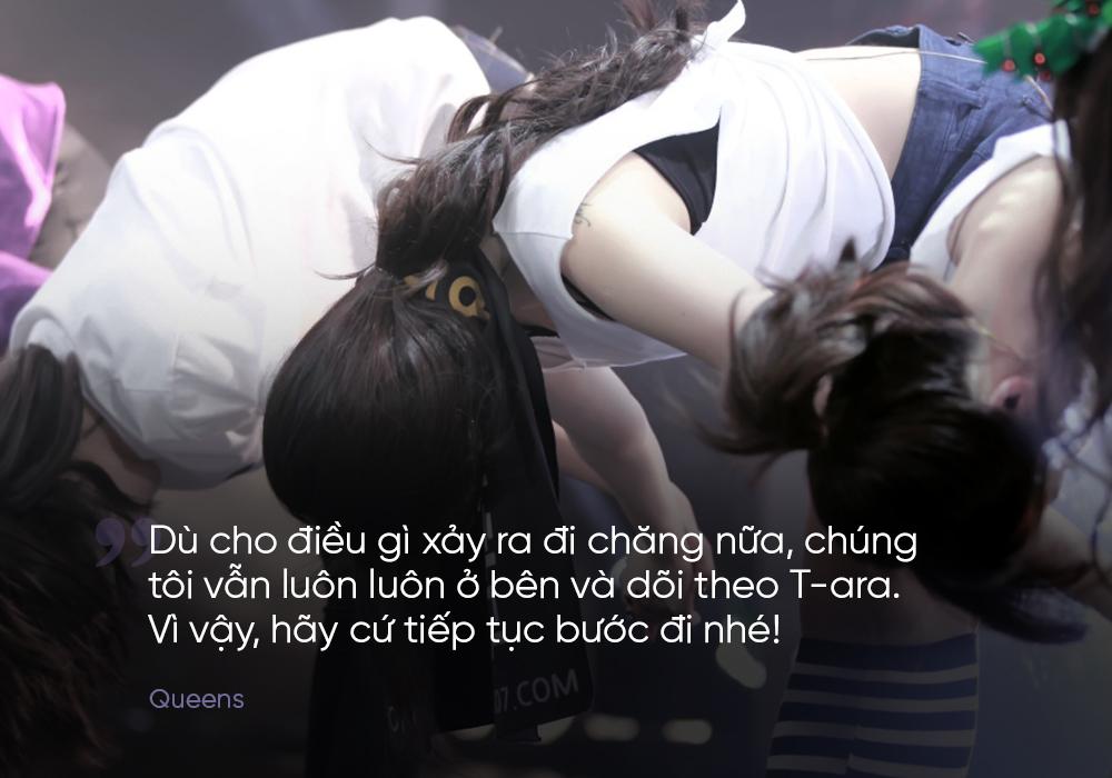 Sao Hàn: Kết cục của nhóm nhạc T-ara sau 8 năm Không phải buông bỏ mà là hẹn gặp lại ở đoạn đường khác tươi sáng hơn