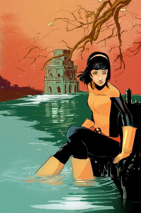 7 nhân vật gốc Việt trong truyện tranh DC Comics và Marvel xứng đáng được xuất hiện trên màn ảnh rộng - Ảnh 5.