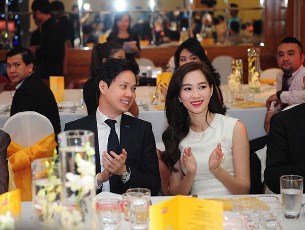 Đặng Thu Thảo và Trung Tín đã có chuỗi ngày hạnh phúc khiến nhiều người ghen tị - Ảnh 5.