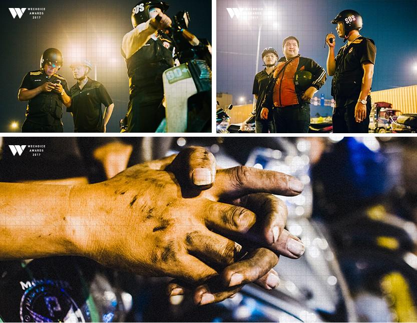 Những chàng trai bao đồngtrong biệt đội cứu hộ miễn phí lúc nửa đêm ở Sài Gòn: Chuyện nhỏ xíu thôi mà! - Ảnh 9.