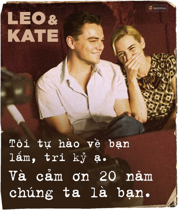 Leonardo và Kate: Tay sát gái bậc nhất Hollywood chỉ một mực ở bên cô bạn thân suốt 20 năm - ảnh 11