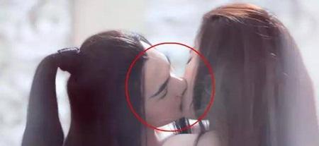 13 sự thật đáng thất vọng của cảnh hôn mùi mẫn trong phim Hoa Ngữ - Ảnh 4.