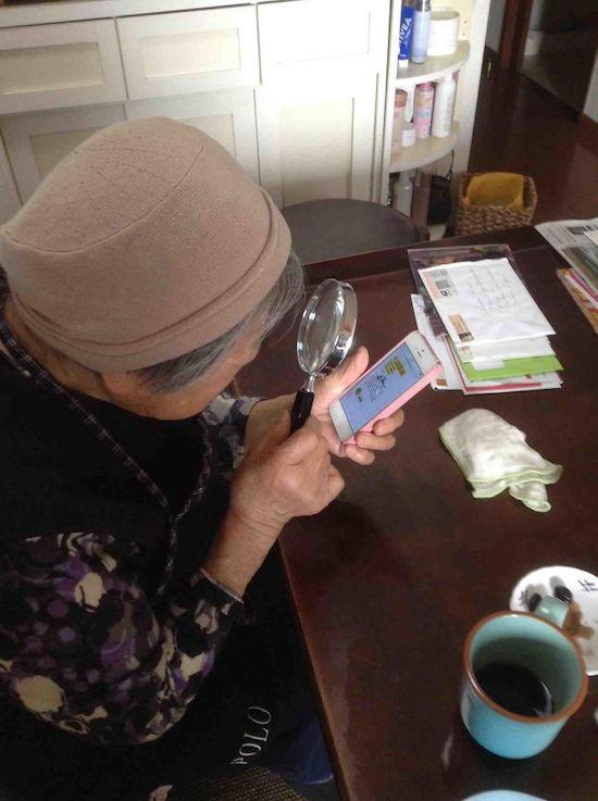 Vừa buồn cười vừa thấy đáng yêu với cách mà người già dùng đồ công nghệ - Ảnh 9.