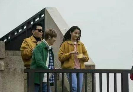 Đây chính là ánh mắt đắm đuối của Luhan dành cho bạn gái kém 7 tuổi trước khi công khai tình cảm - Ảnh 3.