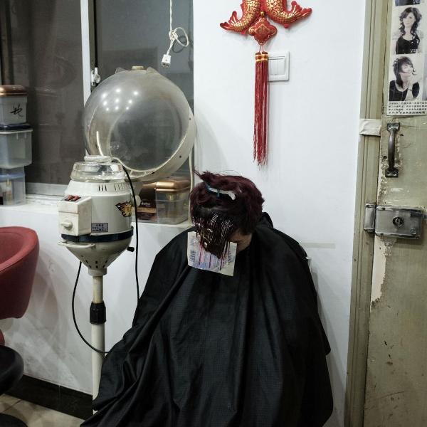 Cuộc sống bên trong thế giới ngầm tại Bắc Kinh - Ảnh 6.