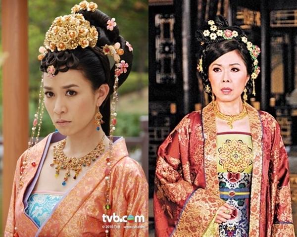 """Muôn kiểu mẹ chồng - nàng dâu """"dở khóc dở cười"""" trên màn ảnh TVB - Ảnh 6."""