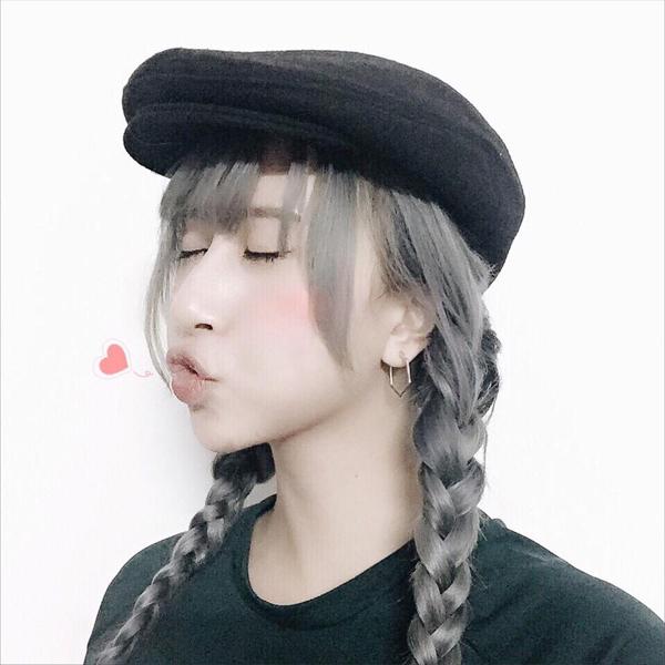 Changmakeup tạm biệt tóc bạch kim, chuyển sang màu nhuộm Bạch Cốt Tinh siêu nổi - Ảnh 5.