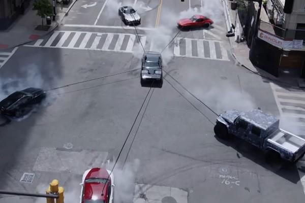 10 khoảnh khắc tuyệt vời nhất trong Fast and Furious 8 - ảnh 6