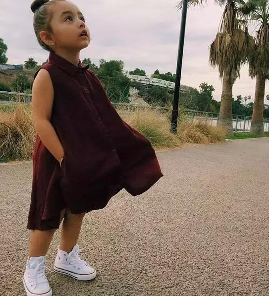 Mới 4 tuổi, cô nhóc này đã sở hữu hàng chục đôi sneakers đình đám khiến người lớn phải kiêng dè - Ảnh 6.