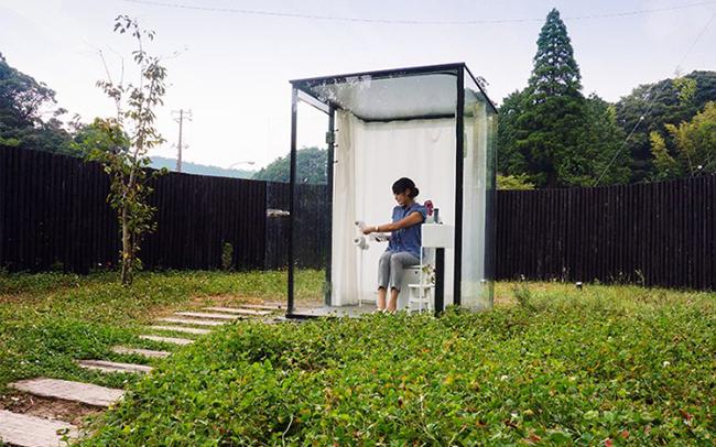 Ngắm nhìn 10 công trình nhà vệ sinh kì quặc nhất ở Nhật Bản - Ảnh 13.