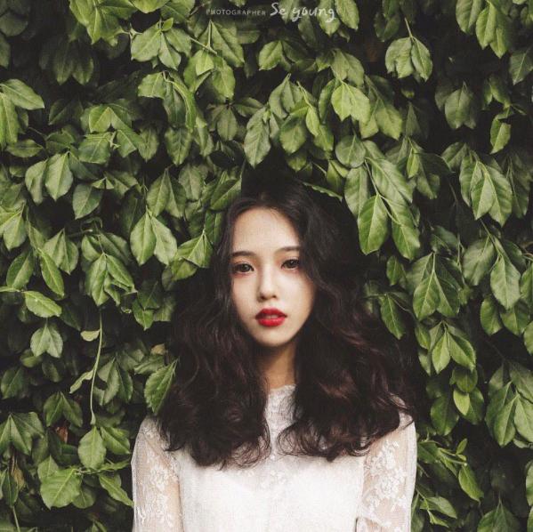 Cô nàng Hàn Quốc xinh đến nỗi khiến người ta thốt lên: Cô tiên là có thật! - Ảnh 8.