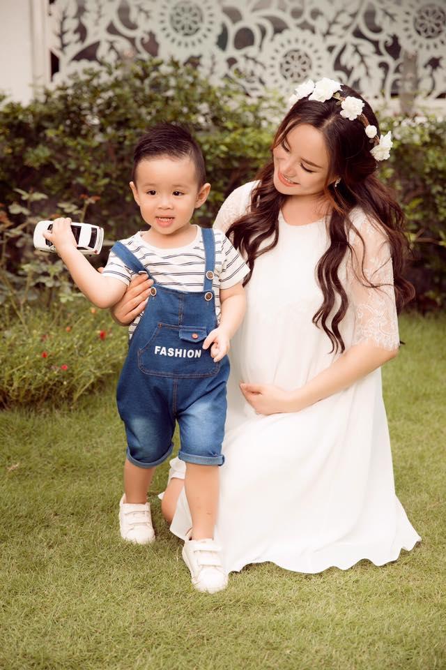 Vy Oanh đã hạ sinh nhóc tì thứ hai tại Mỹ - Ảnh 6.