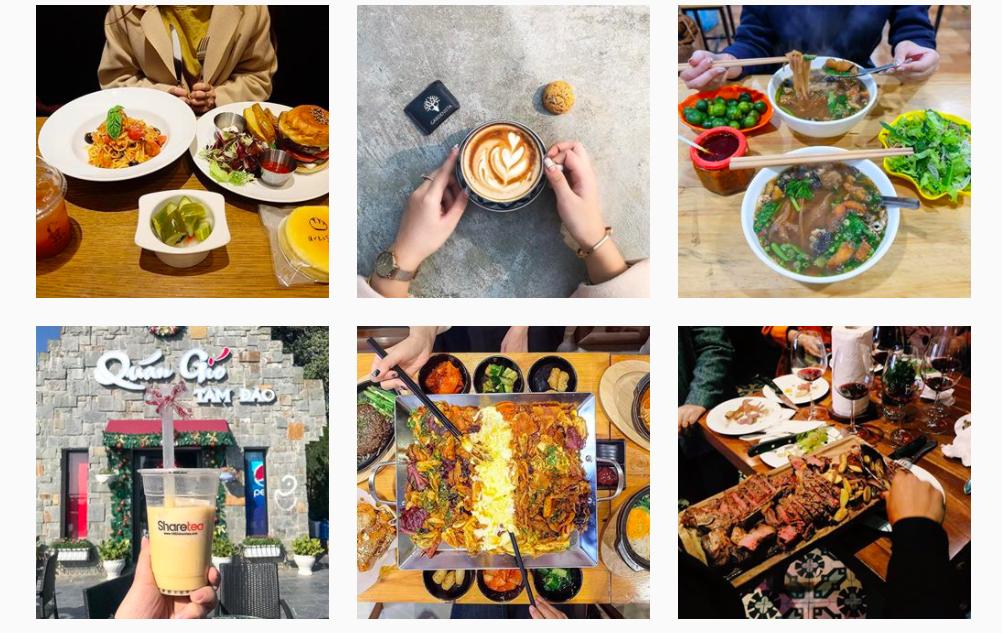 Có một trào lưu gọi là: Ăn ngon, chụp hình đẹp về... viết review trên Instagram! - Ảnh 7.