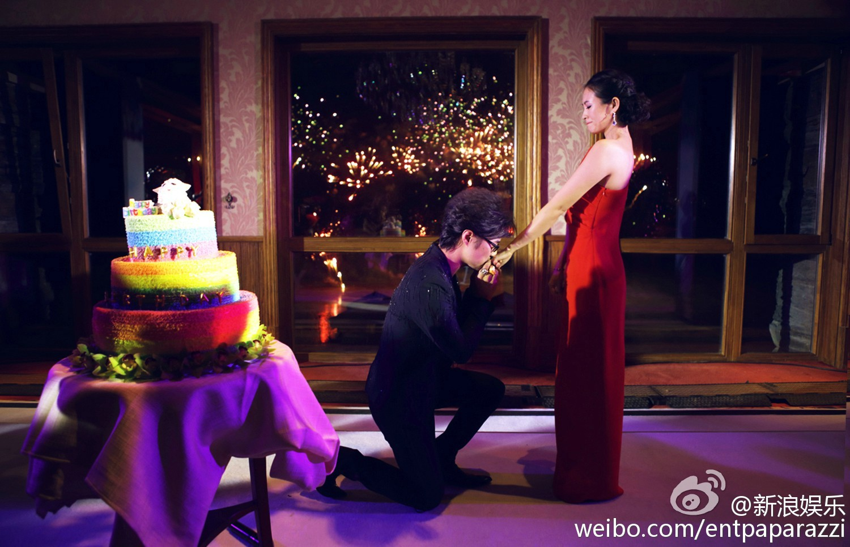 Sao Hoa Ngữ: Chẳng cần hoa hay quà, những giai nhân Cbiz này đã quá hạnh phúc vì có ...