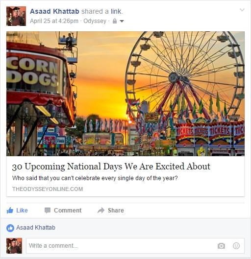 Đừng làm nhiều việc sau trên Facebook nếu không muốn bị bạn bè ghét - Ảnh 6.